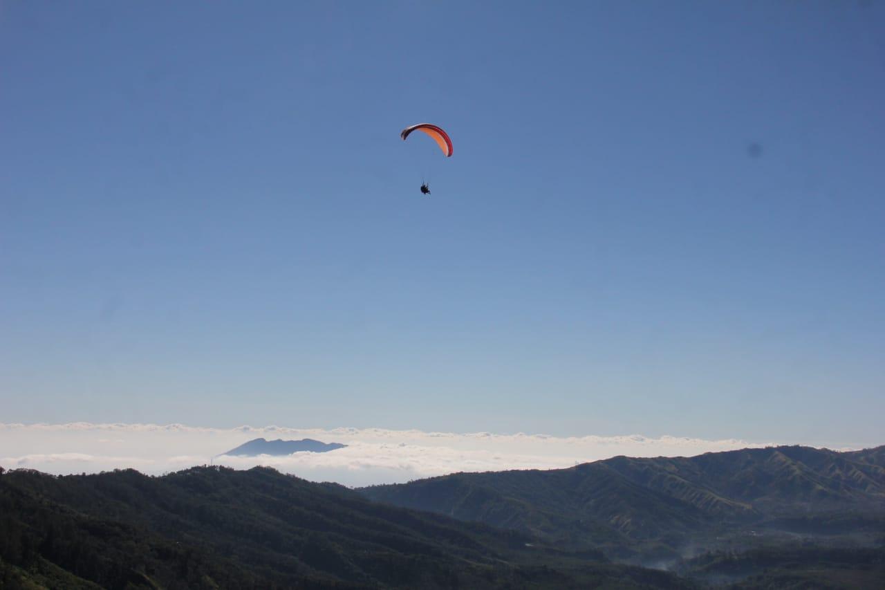 Atlet Luar Daerah Keluhkan Jalan Menuju Take Off Fun Flying